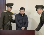 Mục sư Canada về nước sau khi được Triều Tiên trả tự do - ảnh 1