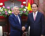 Mở rộng trao đổi thương mại Việt Nam - Azerbaijan