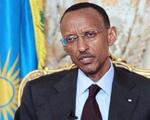 Tổng thống Rwanda nhậm chức Chủ tịch AU