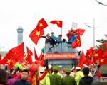ẢNH: Khoảnh khắc vỡ òa khi người hâm mộ đón những người hùng U23 Việt Nam trở về