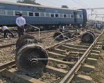 Tai nạn tàu hỏa tại Ấn Độ, ít nhất 6 người chết, 60 người bị thương