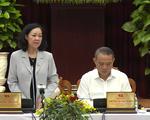 Đoàn công tác Trung ương kiểm tra thực hiện 'Năm Dân vận Chính quyền' tại Đà Nẵng