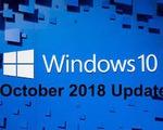 Microsoft phát hành lại Windows 10 October 2018 sau khi sửa lỗi