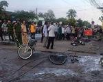 Cần Thơ: Cháu bé bị điện giật tại bến Ninh Kiều khi triều cường dâng cao - ảnh 1