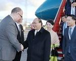 Thủ tướng Nguyễn Xuân Phúc thăm chính thức Đan Mạch và tham dự P4G