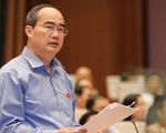 Thủ tướng Nguyễn Xuân Phúc: Tạo cơ chế giao quyền mạnh mẽ hơn cho TP.HCM - ảnh 2