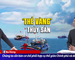 Việt Nam nỗ lực gỡ thẻ vàng thủy sản của EC