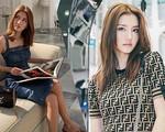 Bị chỉ trích là 'cô nàng vật chất', bạn gái cũ của Lâm Phong 'phản pháo'