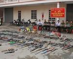 Tiêu hủy 200 khẩu súng tự chế, công cụ hỗ trợ