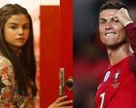 Selena Gomez nhập viện chữa bệnh, Cristiano Ronaldo cướp ngôi bá chủ Instagram