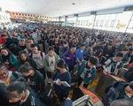 'Biển người' tại các điểm du lịch trong tuần nghỉ lễ Quốc khánh Trung Quốc