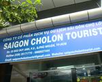Nhiều điểm bất thường tại công ty du lịch Sài Gòn Chợ Lớn
