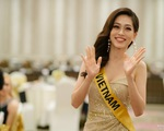 Á hậu Phương Nga nổi bật tại Miss Grand International 2018