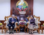 Việt Nam - Lào tăng cường hợp tác Quốc hội