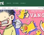 Ứng dụng đọc truyện tranh trả phí đầu tiên tại Việt Nam