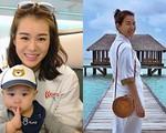 Hồ Hạnh Nhi mang thai lần 2?