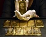 Giá vàng trong nước liên tục giảm