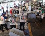 Argentina: Kỷ lục nướng 11.000 bánh pizza trong 12 giờ
