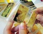Giá vàng trong nước tiếp tục giảm