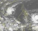 Bão số 8 đã suy yếu thành áp thấp nhiệt đới, mưa trên diện rộng