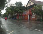 Ảnh hưởng bão số 9, tại TP.HCM có mưa lớn kèm gió lốc