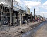 Khởi tố vụ cháy xe bồn làm 6 người thiệt mạng