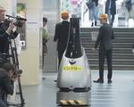 Nhật Bản thử nghiệm robot tuần tra tại ga tàu điện