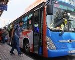 Xe bus chống quấy rối tình dục tại TP.HCM