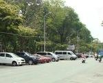TP.HCM thất thu phí đỗ xe dưới lòng đường