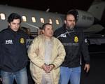 Tòa án Mỹ biến thành pháo đài khi trùm ma túy ra hầu tòa - ảnh 1