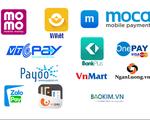 Quản lý dịch vụ thanh toán điện tử
