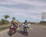 Hành trình đầy thử thách của các tay đua motor tốc độ