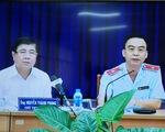 Chủ tịch UBND TP.HCM gặp gỡ người dân Thủ Thiêm