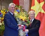 Củng cố quan hệ truyền thống đặc biệt Việt Nam - Cuba