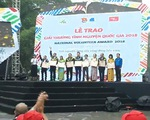 Trao giải thưởng Tình nguyện Quốc gia năm 2018