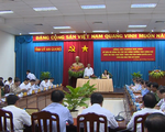 Kiểm tra việc thực hiện 'Năm dân vận chính quyền' tại An Giang