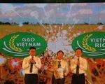Công bố logo thương hiệu gạo Việt Nam
