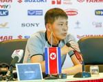 HLV CHDCND Triều Tiên: 'Gặp ĐT Việt Nam để chúng tôi hoàn thiện mình cho Asian Cup 2019'