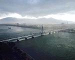 Thời tiết vùng biển phía Nam khá xấu do ảnh hưởng nhiễu động gió Đông trên cao