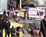 Tai nạn xe bus nghiêm trọng ở Iran, gần 40 người thương vong