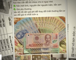 Rục rịch dịch vụ đổi tiền mới trước Tết