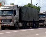 Bình Định: Quyết liệt 'dẹp' nạn xe chở quá tải trọng