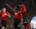 TRỰC TIẾP BÓNG ĐÁ Ngoại hạng Anh,  Man Utd 4-1 Bournemouth (H2): Bailly nhận thẻ đỏ trực tiếp