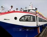 Thêm tàu cao tốc đến đảo Phú Quý