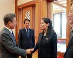 Hai miền Triều Tiên hướng tới cuộc gặp thượng đỉnh