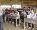 Dạy tiếng Việt trên đất Lào