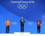 Bảng tổng sắp huy chương Olympic PyeongChang ngày 14/2: Đức tiếp tục vị thế dẫn đầu