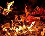 Giáo hội Phật giáo Việt Nam đề nghị bỏ tục đốt vàng mã