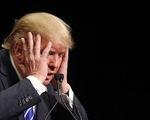 Tỷ lệ ủng hộ Tổng thống Mỹ Donald Trump thấp kỷ lục