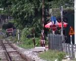 Đẩy mạnh đảm bảo an toàn giao thông đường sắt